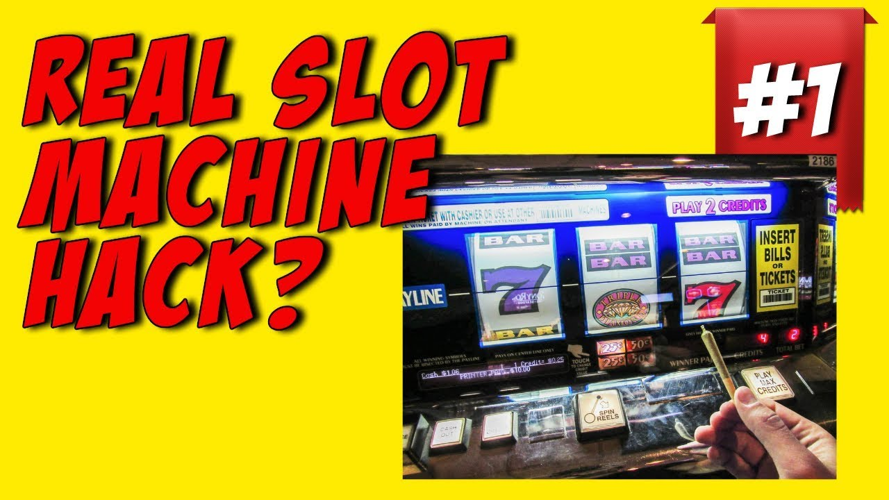 How To Hack A Slot Machine With Phone